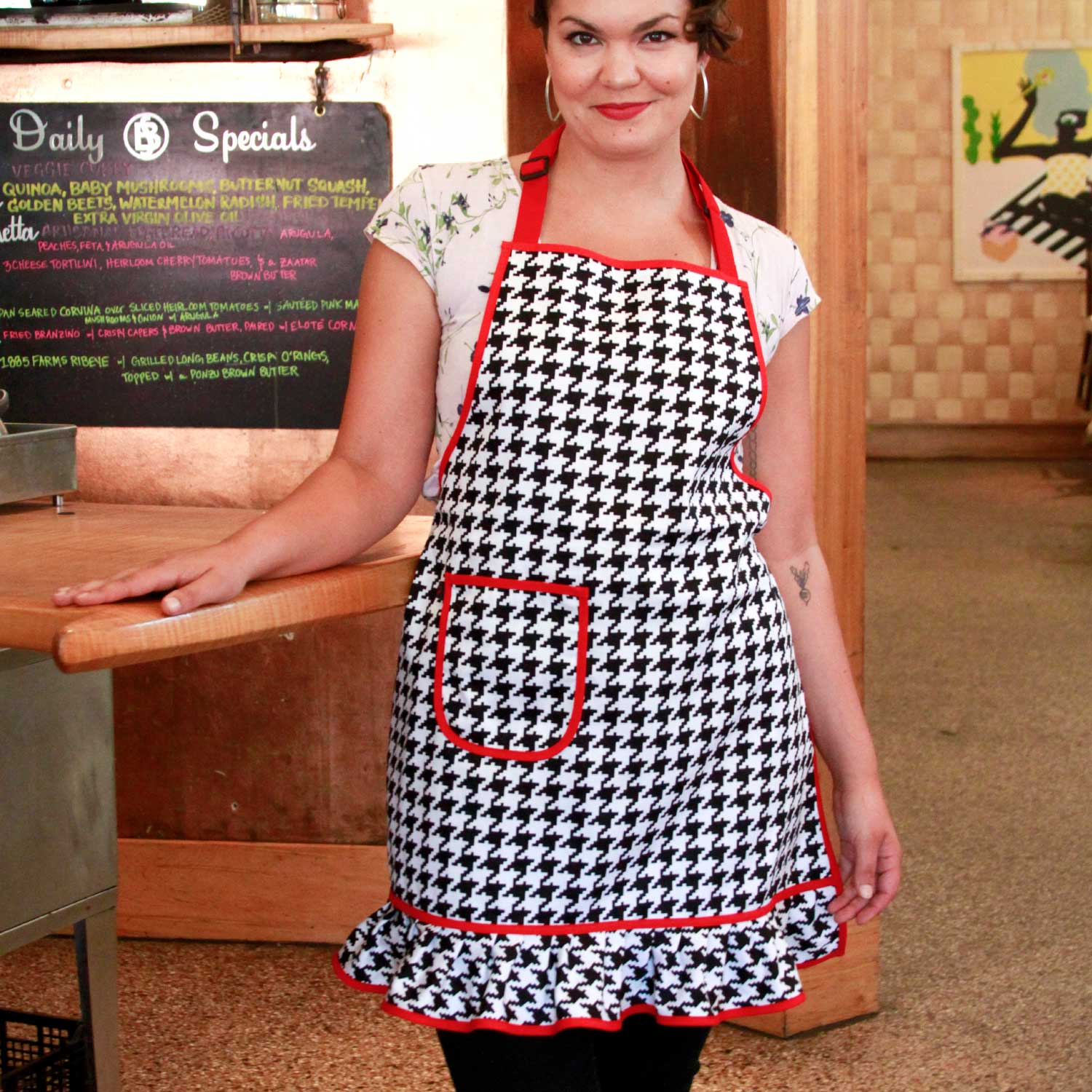 Greenpoint Apron (CW1655H)
