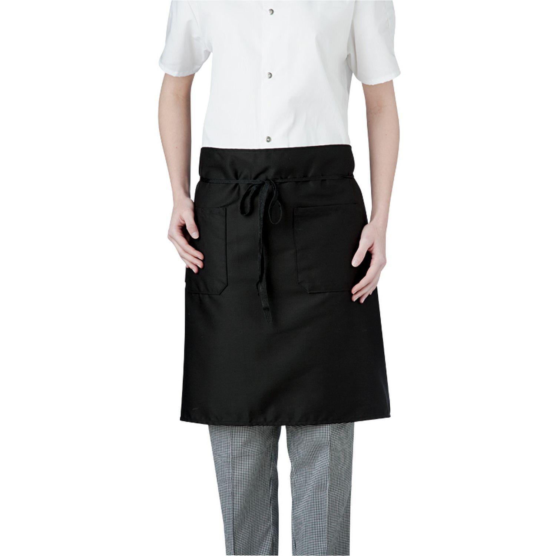 White apron mockup - 1610 30