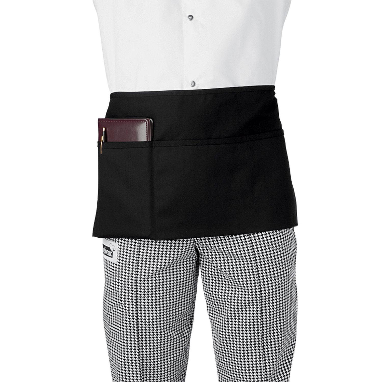 White apron mockup - White Apron Mockup 21