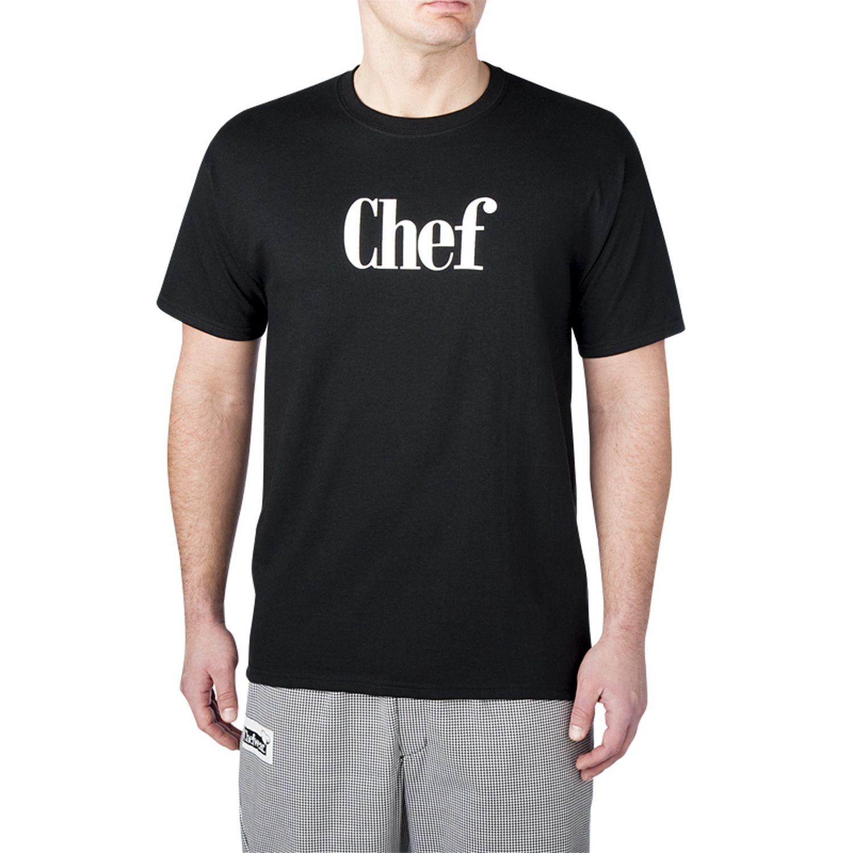 100 Cotton Chef T Shirt 4630 Chefwear