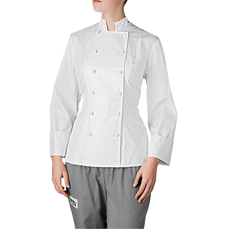 Bragard Chef Jackets Women