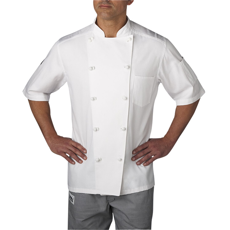 Breathable chef coats