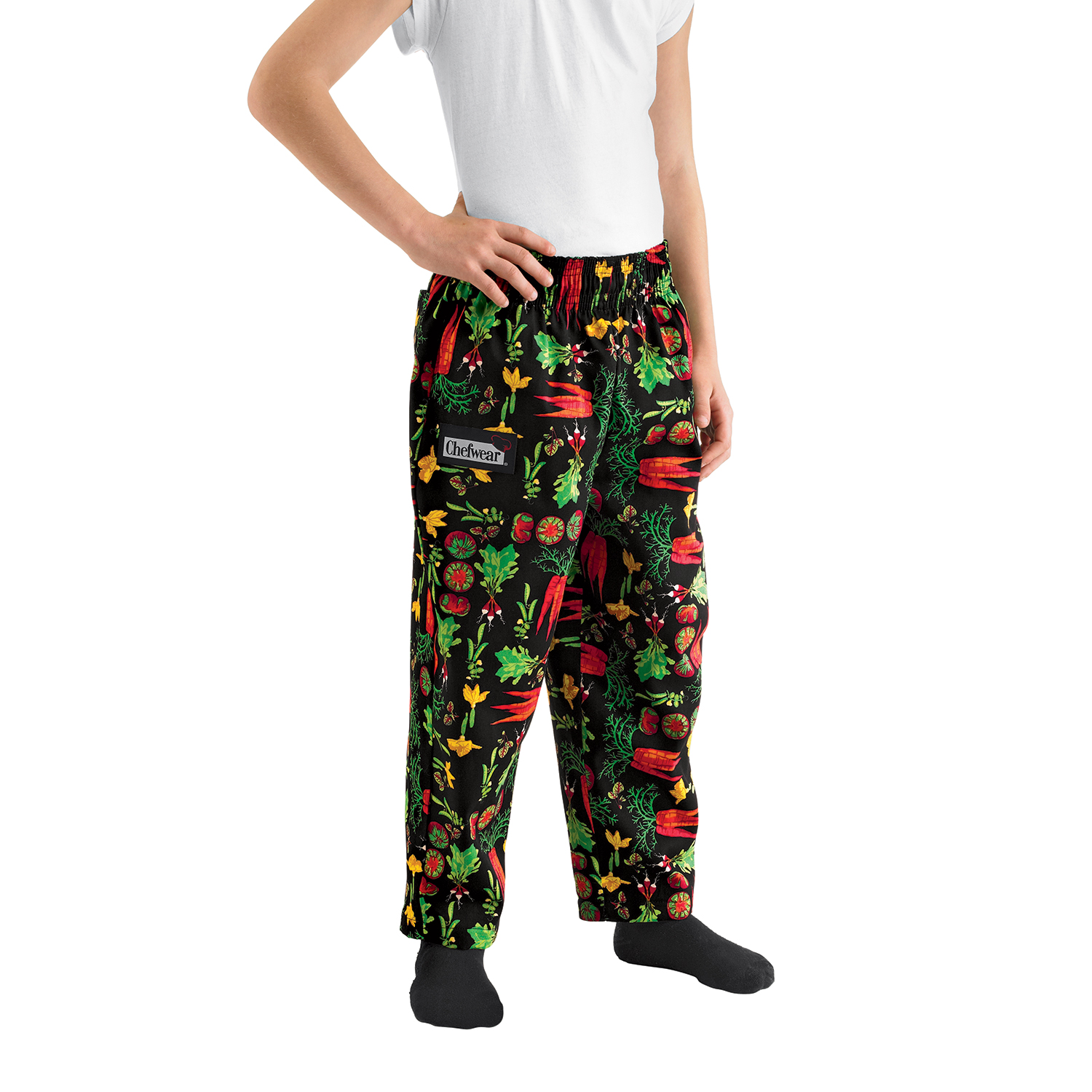 da36e7a4e2b Pint Size Cotton Chef Pants (8200) - Designed and Made for Children