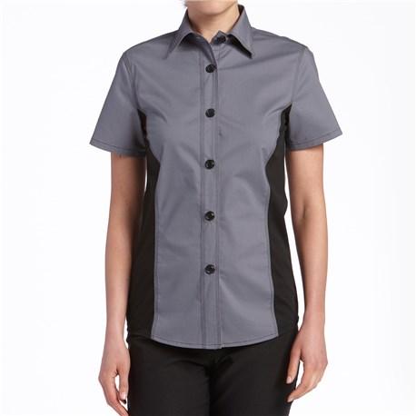 Women's Slim Short Sleeve Performance Shirt (CW1334)