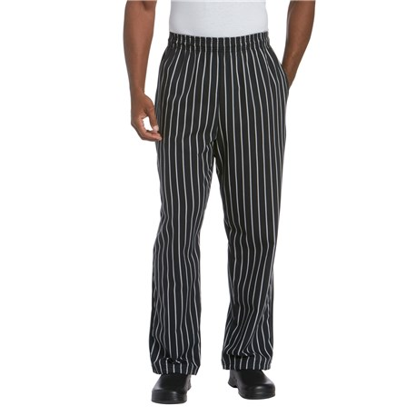 Best Seller - Chefwear (Chef Wear) Traditional Poly Blend Chef Pant (CW3165)