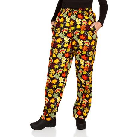 b3a7667d292 Ultimate Cotton Chef Pants (CW3500H)  Fall Kaleidoscope