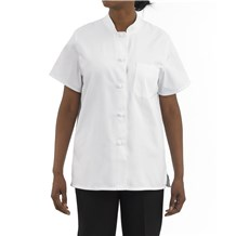 -Women's Mandarin Server Shirt (1272)