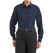 -Women's Oxford Server Shirt (1331)