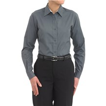 -Women's Four Star Oxford Server Shirt (1341)