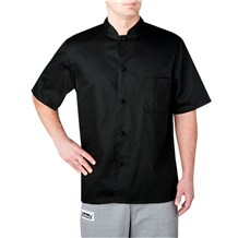 Mandarin Collar Chef Shirt (1392)