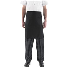 -Three Star Reversible Waist Server Apron (1600)