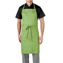 Organic Cotton Bib Apron (1645)