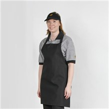 No Pocket Cocoa Bib Apron (249)