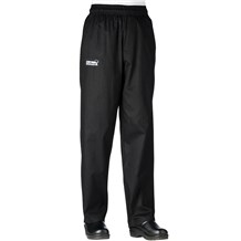Women's Cotton Low Rise Chef Pants (CW3150S) Short