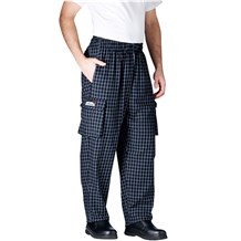 -Cargo Cotton Chef Pants (3200)