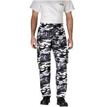 Cargo Cotton Chef Pants (3200) Long