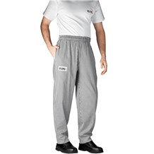 -Ultimate Cotton Chef Pants (3500) Long, Short, Unhemmed