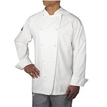 Cotton Raglan Sleeve Chef Coat (4000)