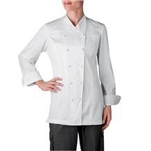 Women's Empress Royal Cotton Chef Coat (4175)