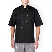 Short Sleeve Primary Lightweight Chef Jacket (4456)