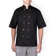 Short Sleeve Primary Lightweight Chef Jacket (4456)