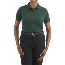 -Women's Three Star Server Polo (4601)