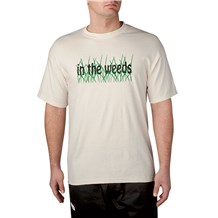 -100% Cotton Weeds T-Shirt (4644)