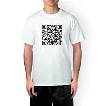 -QR Code T-Shirt (4657)