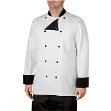 Lined Cotton Traditional Chef Coat (5000L)