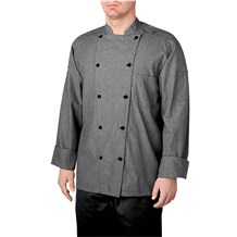 Cotton Traditional Yarn-Dyed Chef Coat (5000)