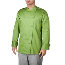 Organic Cotton Traditional Chef Coat (5005)