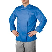 -Organic Cotton Traditional Chef Coat (5005)