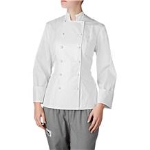 Women's Nouveaux Royal Cotton Chef Coat (5210)