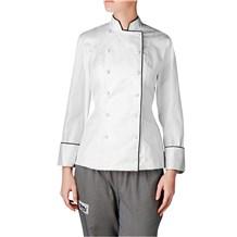 -Women's Nouveaux Royal Cotton Chef Coat (5210)