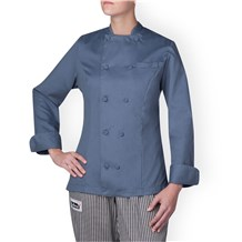 -Women's Five Star Windsor Chef Jacket (5270)