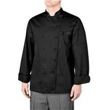 -Four Star Tuxedo Chef Jacket (5680)