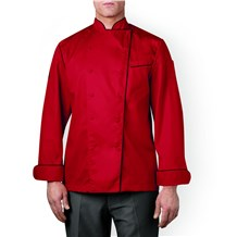 -Classic Piped Executive Chef Coat (5690)