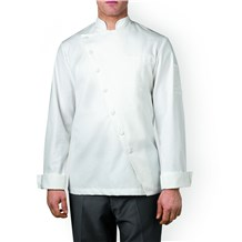 -Four Star Asymmetrical Chef Jacket (5700)