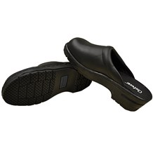 -Men's Endurance Chef Shoe Open Back Clogs (7241)
