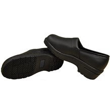 -Men's Endurance Chef Shoes Closed Back Clogs (7271)