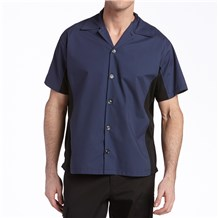Men's Side Mesh Cook Shirt (CW1333)