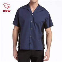 Men's Side Mesh Cook Shirt (CW1333)