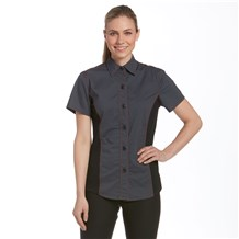 Women's Side Mesh Cook Shirt (CW1334)