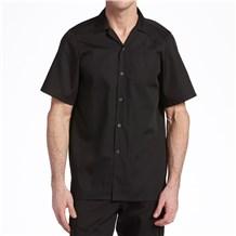 Men's Modern Short Sleeve Station Shirt (CW1371)