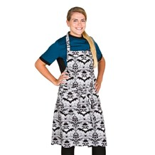 Classic Cotton Bib Apron (CW1650H) [Twisted Web]