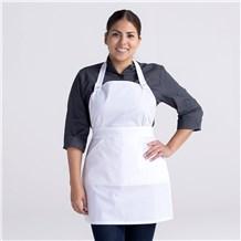Women's Designer Bib Apron (CW1667)