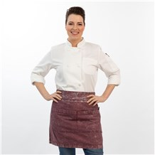 Overdye Denim 2 Pocket Waist Apron (CW1680)