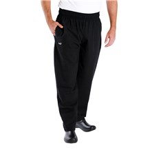 Baggy Cotton Seersucker Chef Pants (CW3000S)