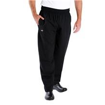 Baggy Cotton Seersucker Chef Pants (CW3000S)