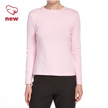 Women's Basic Long Sleeve Tee (CW50001)